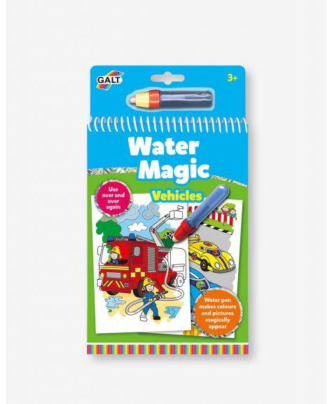 ספר מים כלי תחבורה GALT