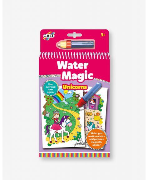 ספר מים חד קרן Galt