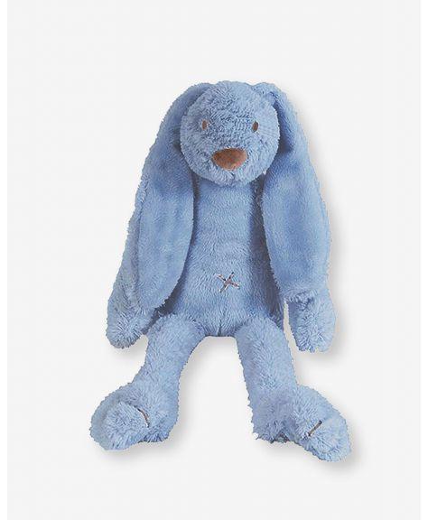 """בובת ריצ'י - ארנב כחול פטרול גדול הפי הורס 38 ס""""מ - HAPPY HORSE"""
