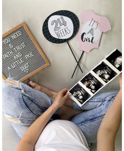 10 גלויות לצילום הריון