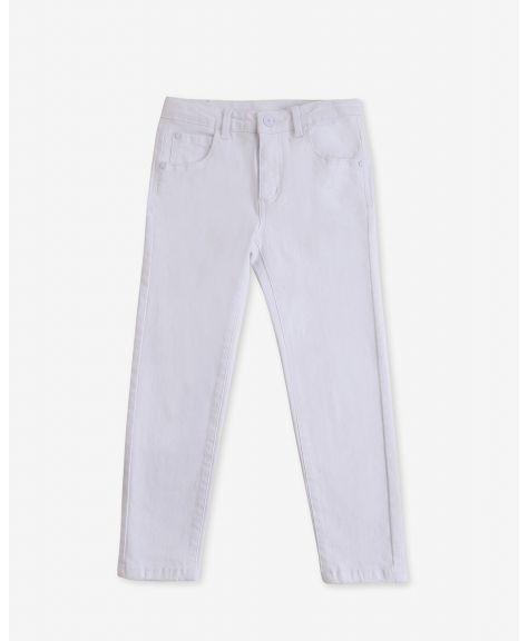 מכנסי ג'ינס ארוכים בנות