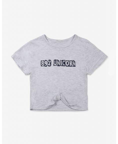 חולצת מותן נערות