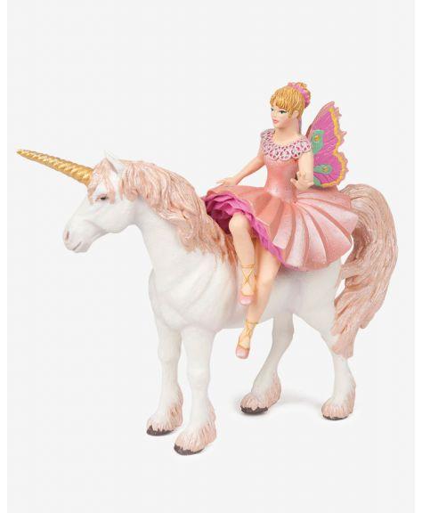 דמות מניטורה למשחק דמיון אלפית בלרינה עם חד קרן - PAPO